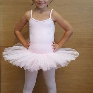 Tutudräkt til balett barn.