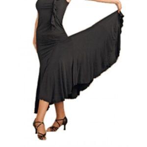 Lång kjol til standard